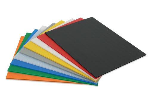 Plastionda: Chapas em diversas cores